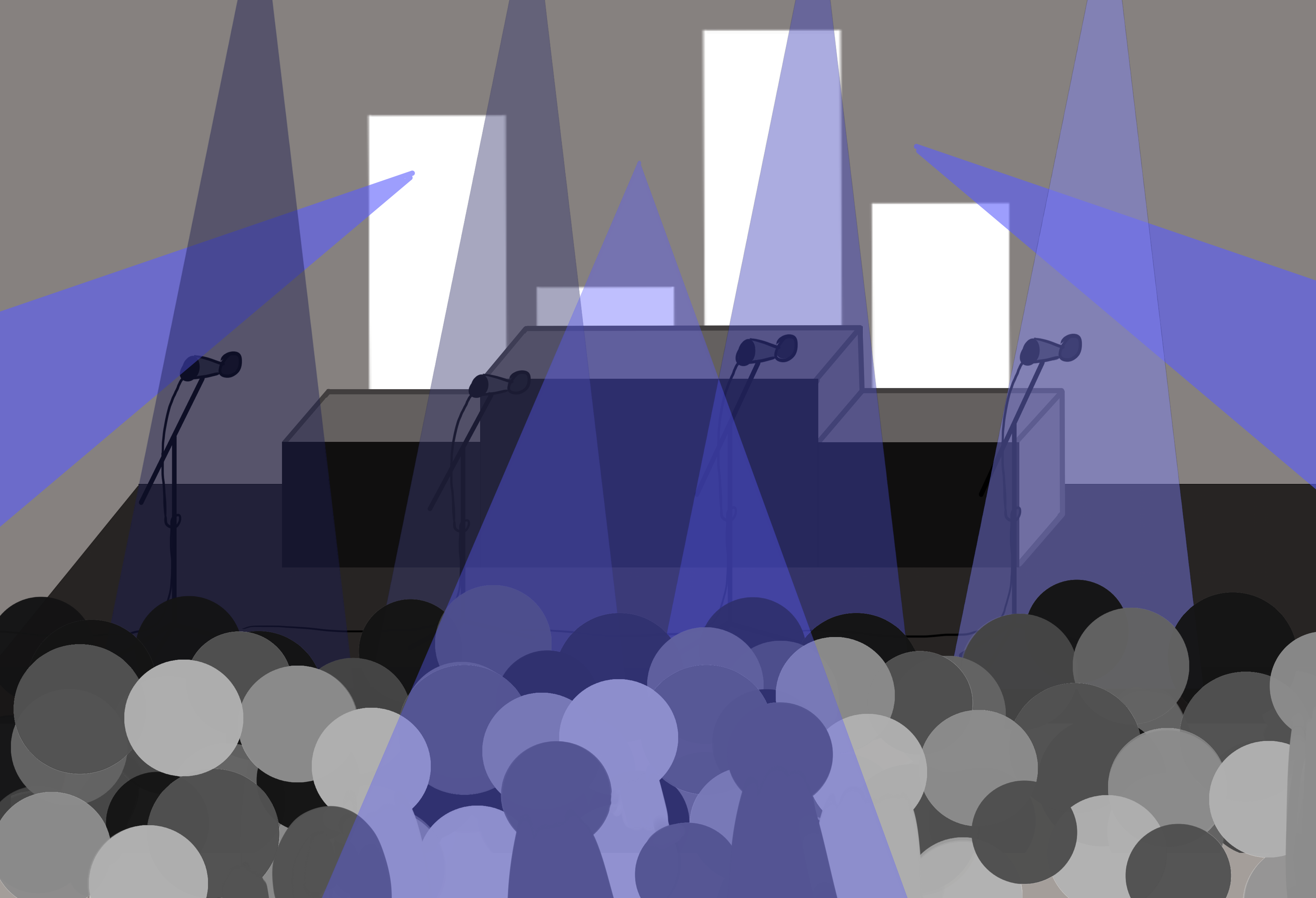 Stage Background Image