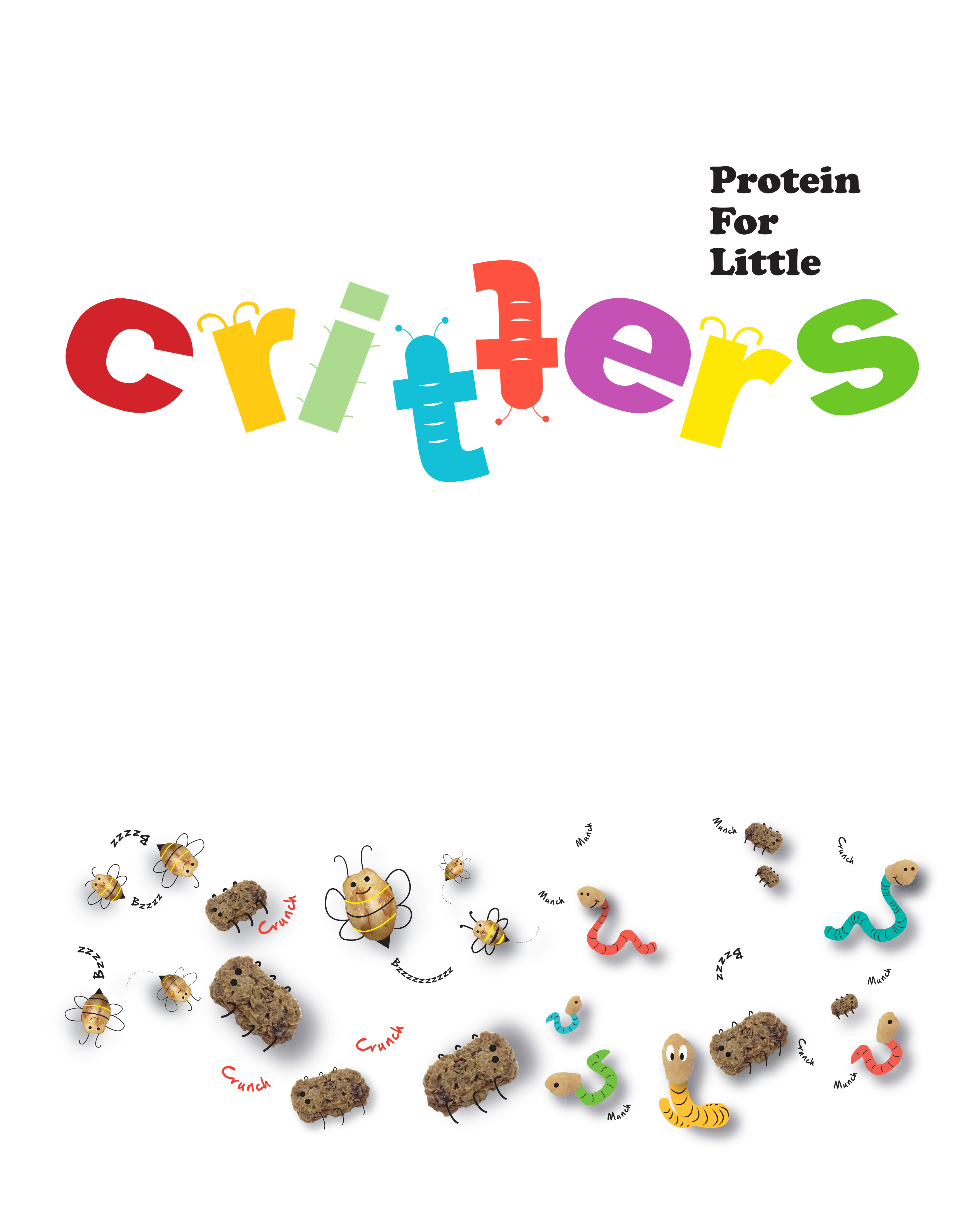Critters - The New Breakfast Image