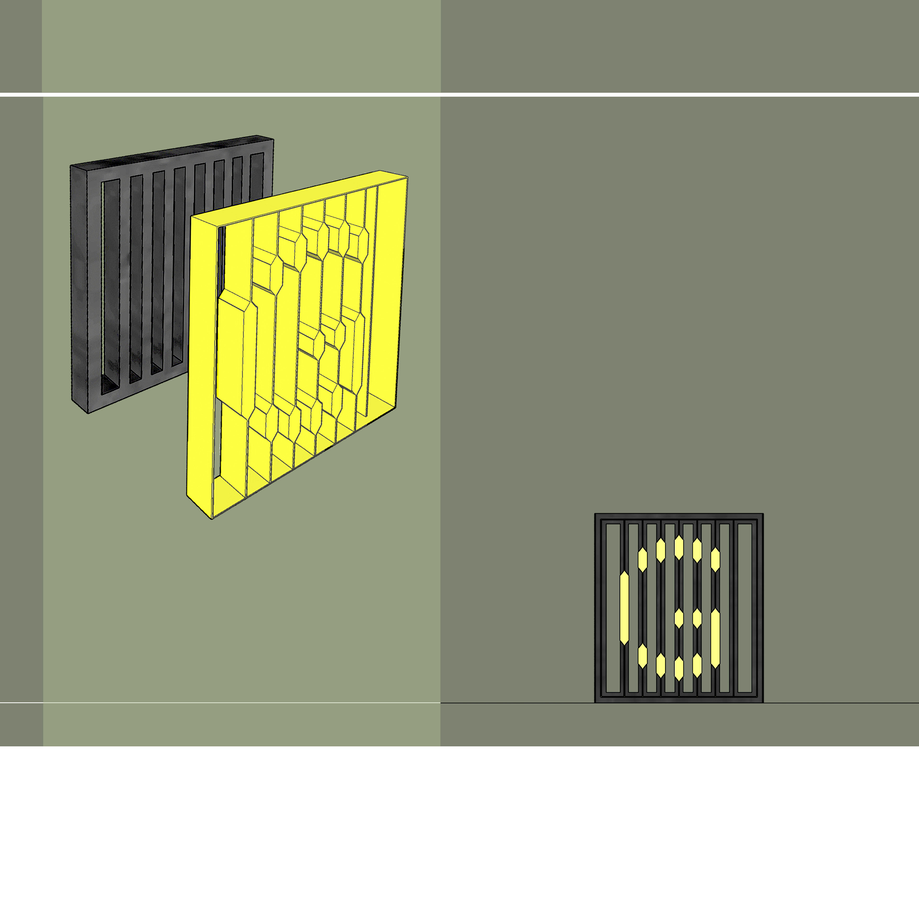 Tiles with reinforcements Image