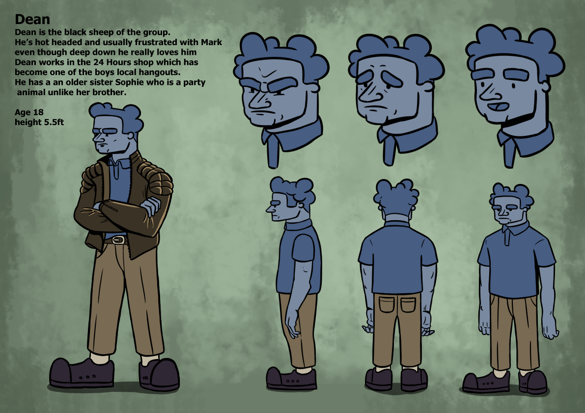 Dean's Character Sheet Image