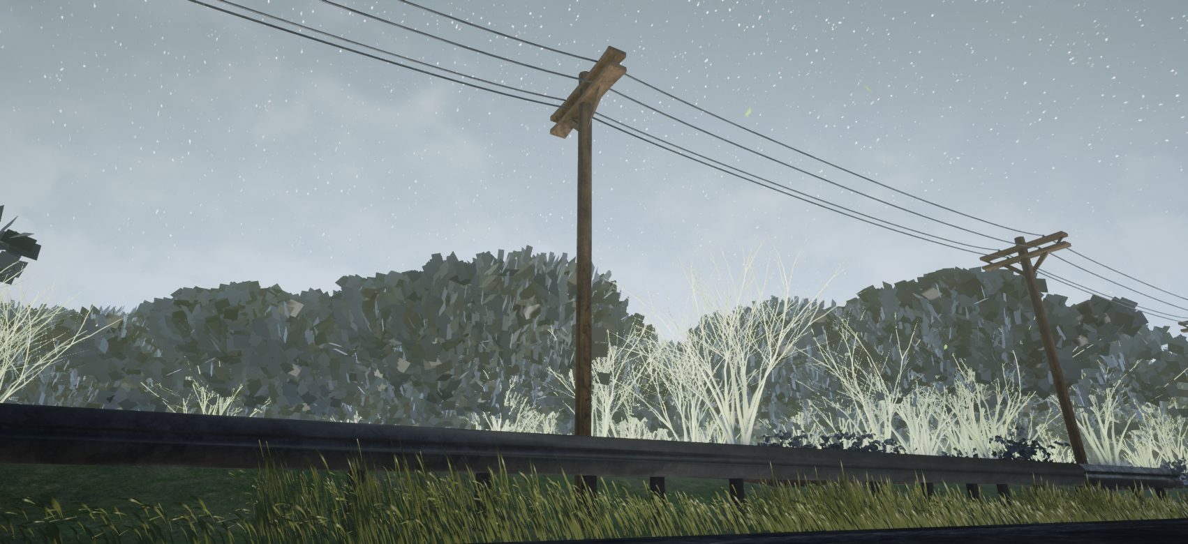 Close Up of Environment Scene Image