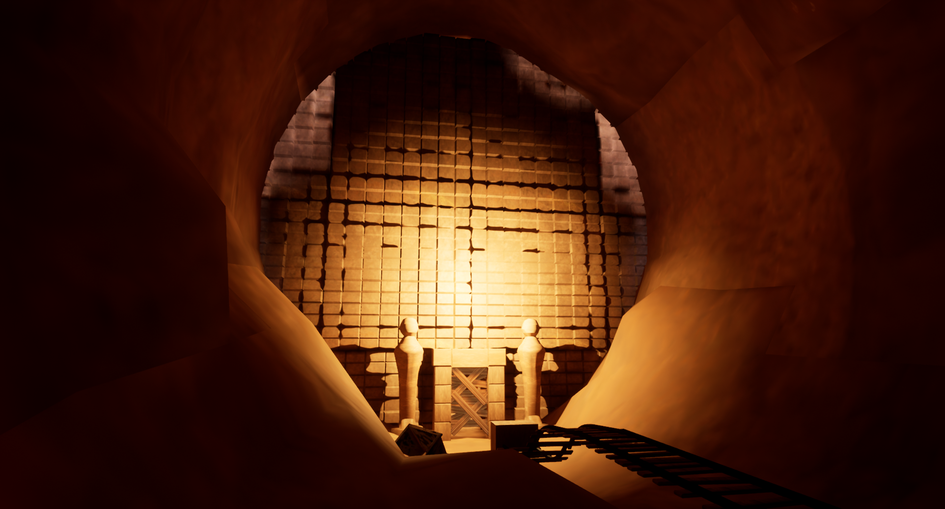 Lost Elements - Mine Exit Image