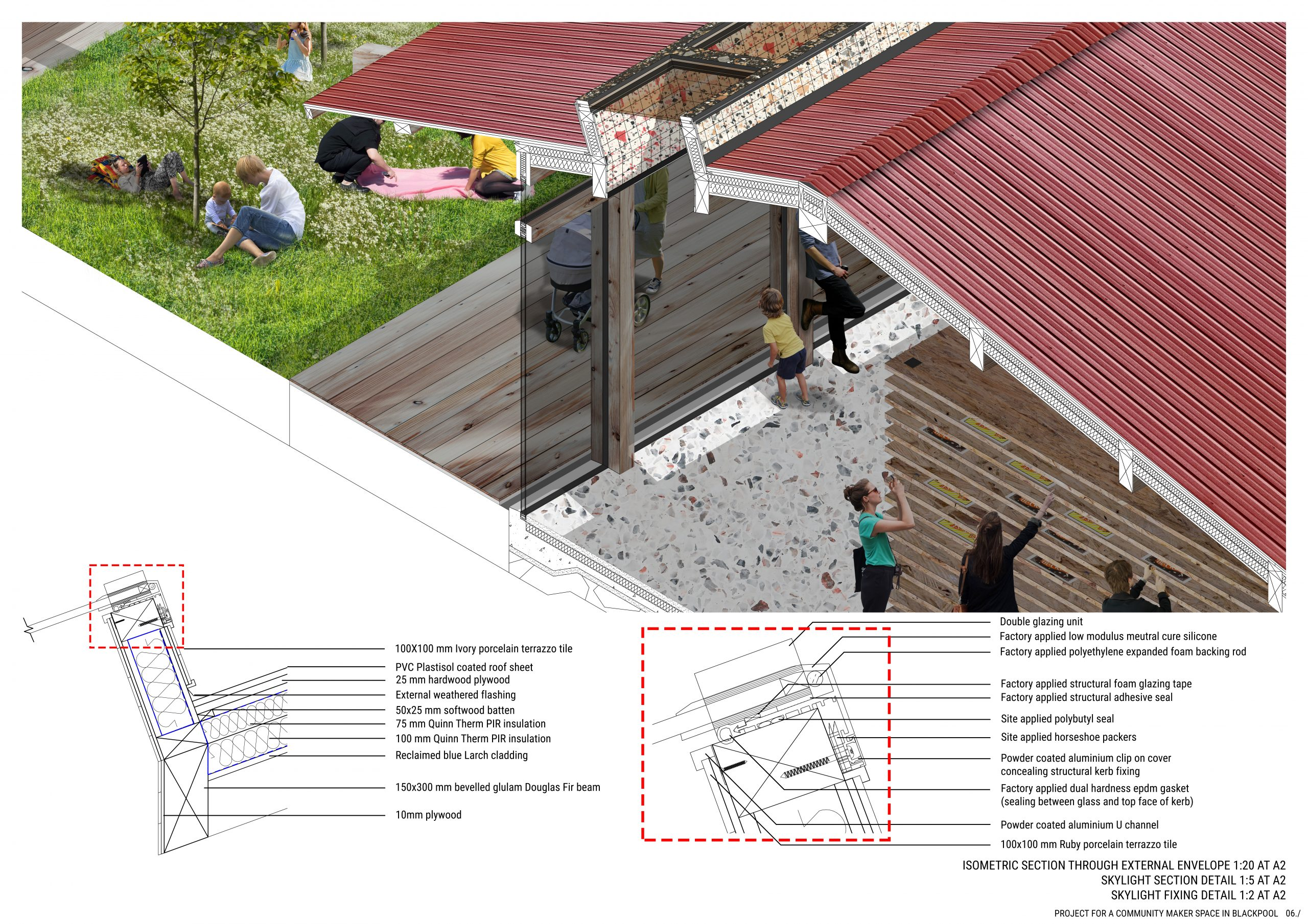 Detail Sections. 12./ Image
