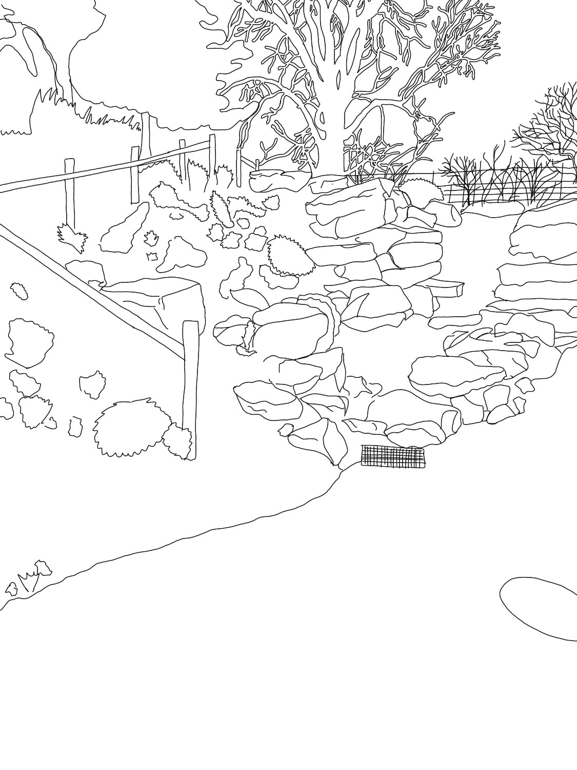 Moor Park, January 2021 (outline) Image