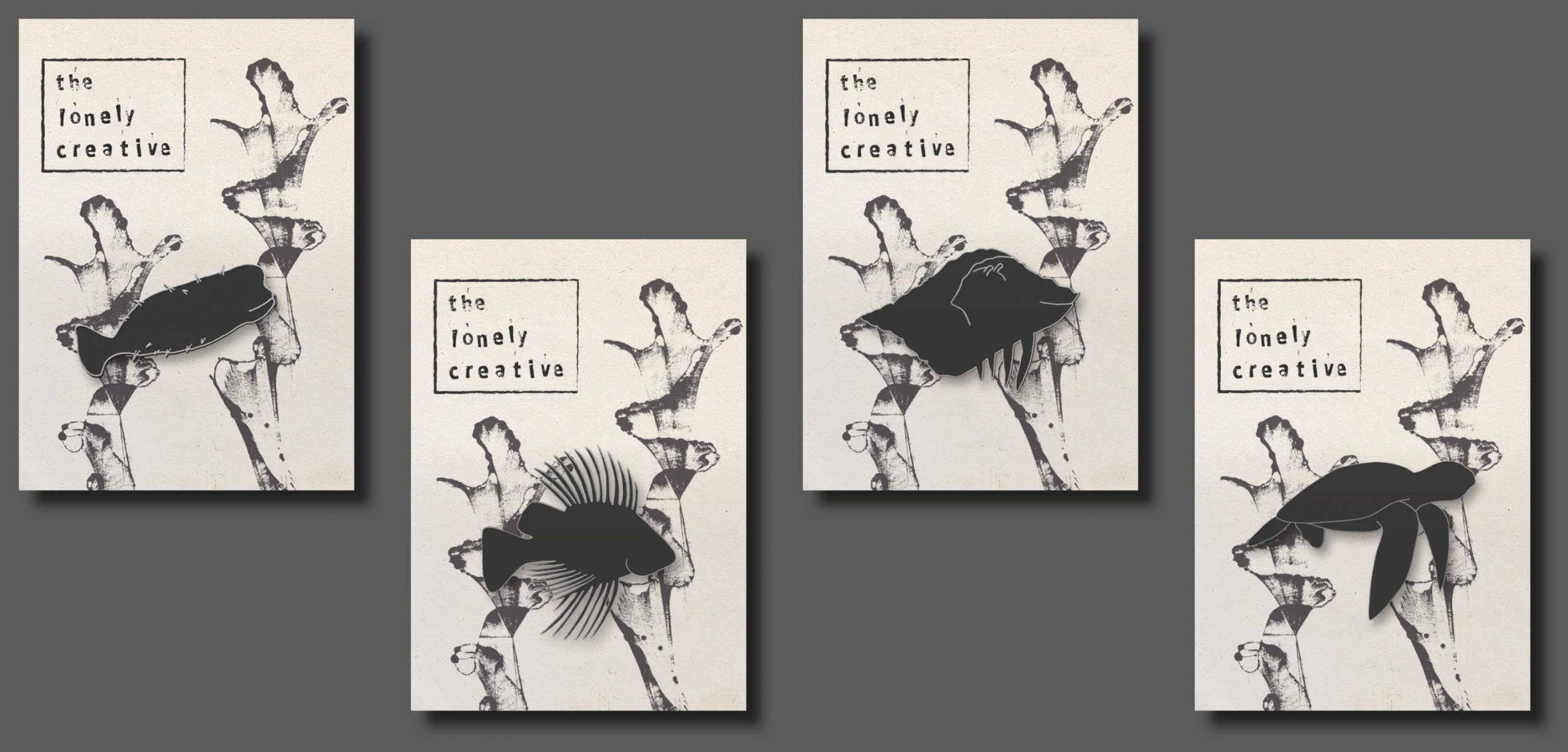 The Lonely Creative Pins Image