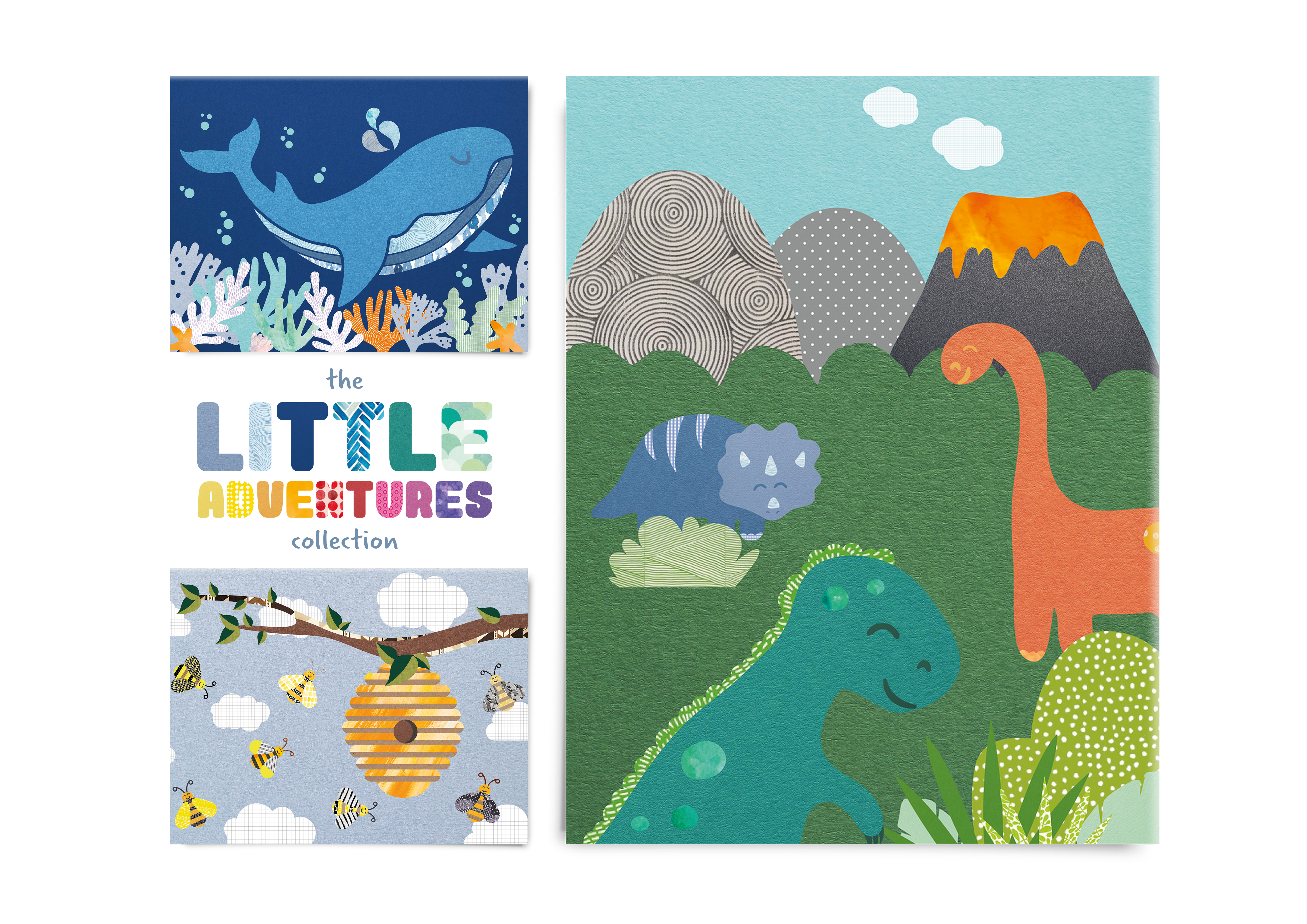 YCN New Now - The Little Adventures Collection Image