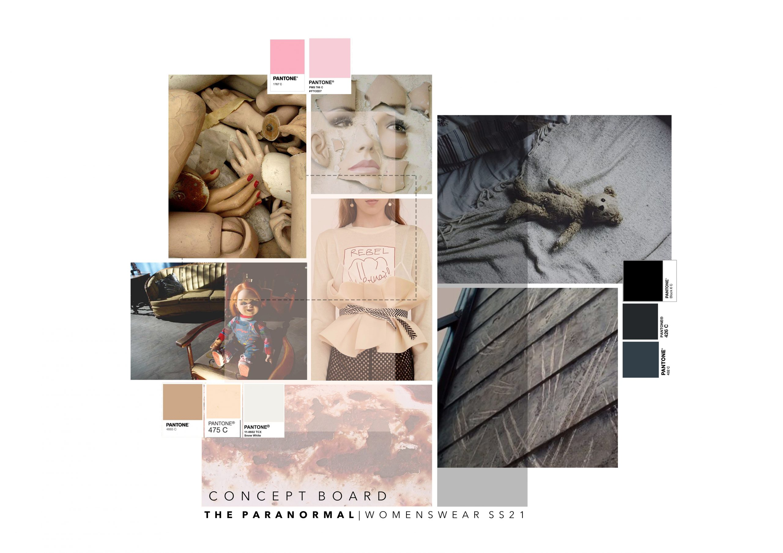 concept colour board Image
