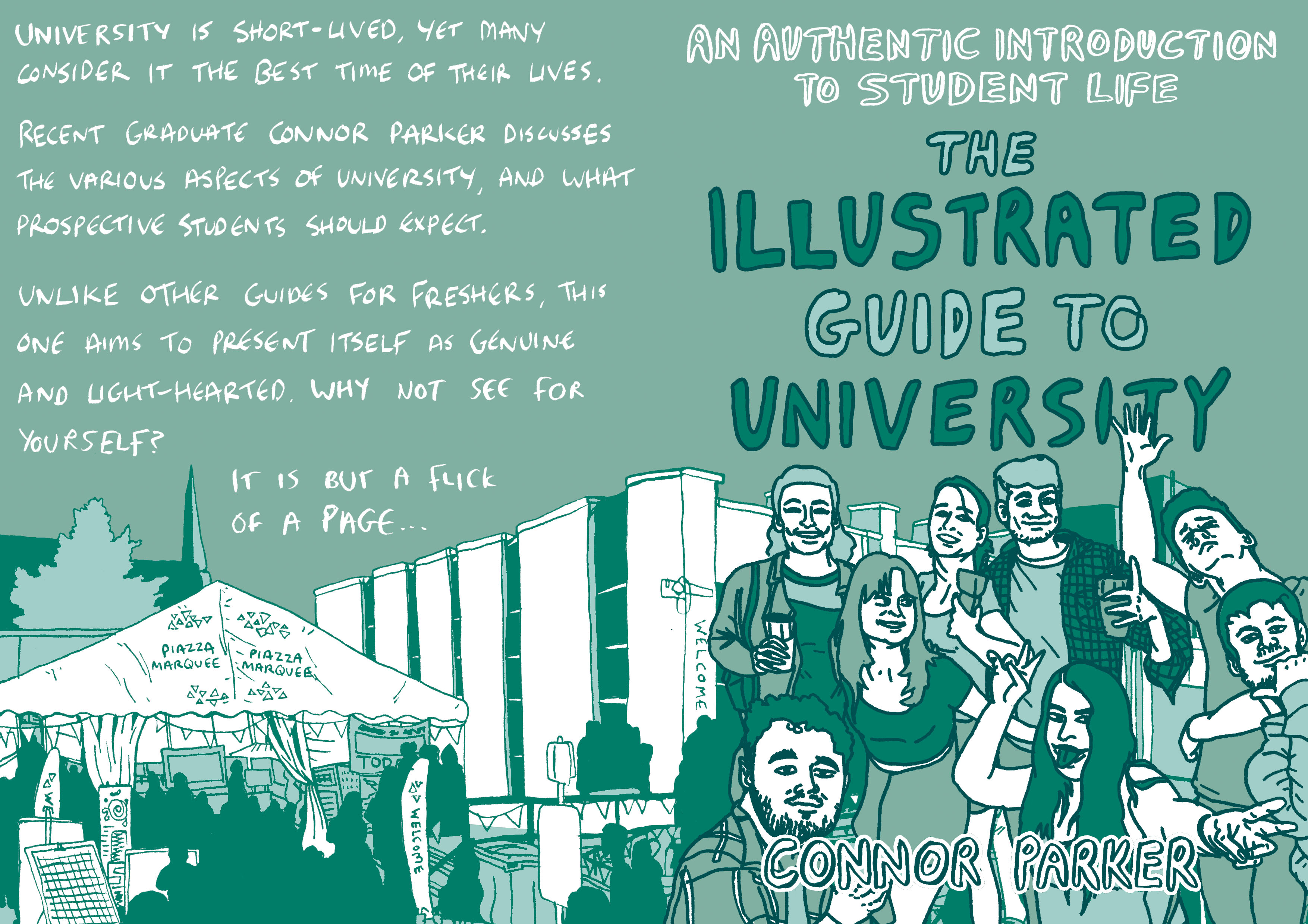 The Illustrated Guide to University Image