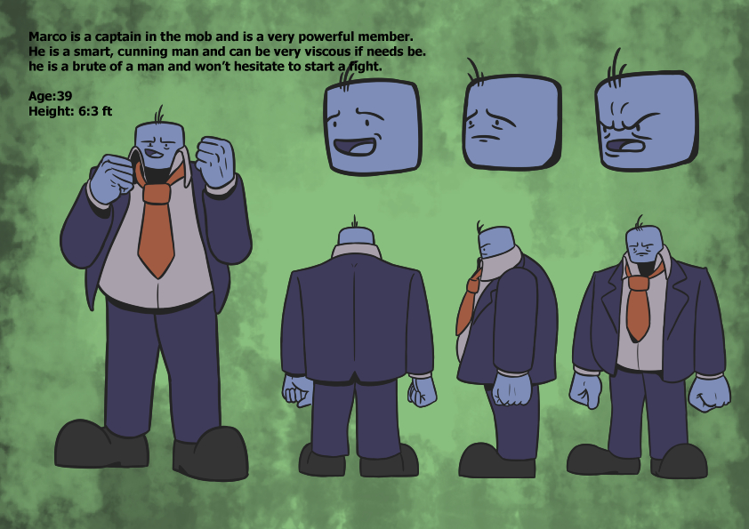 Marco's Character Sheet Image