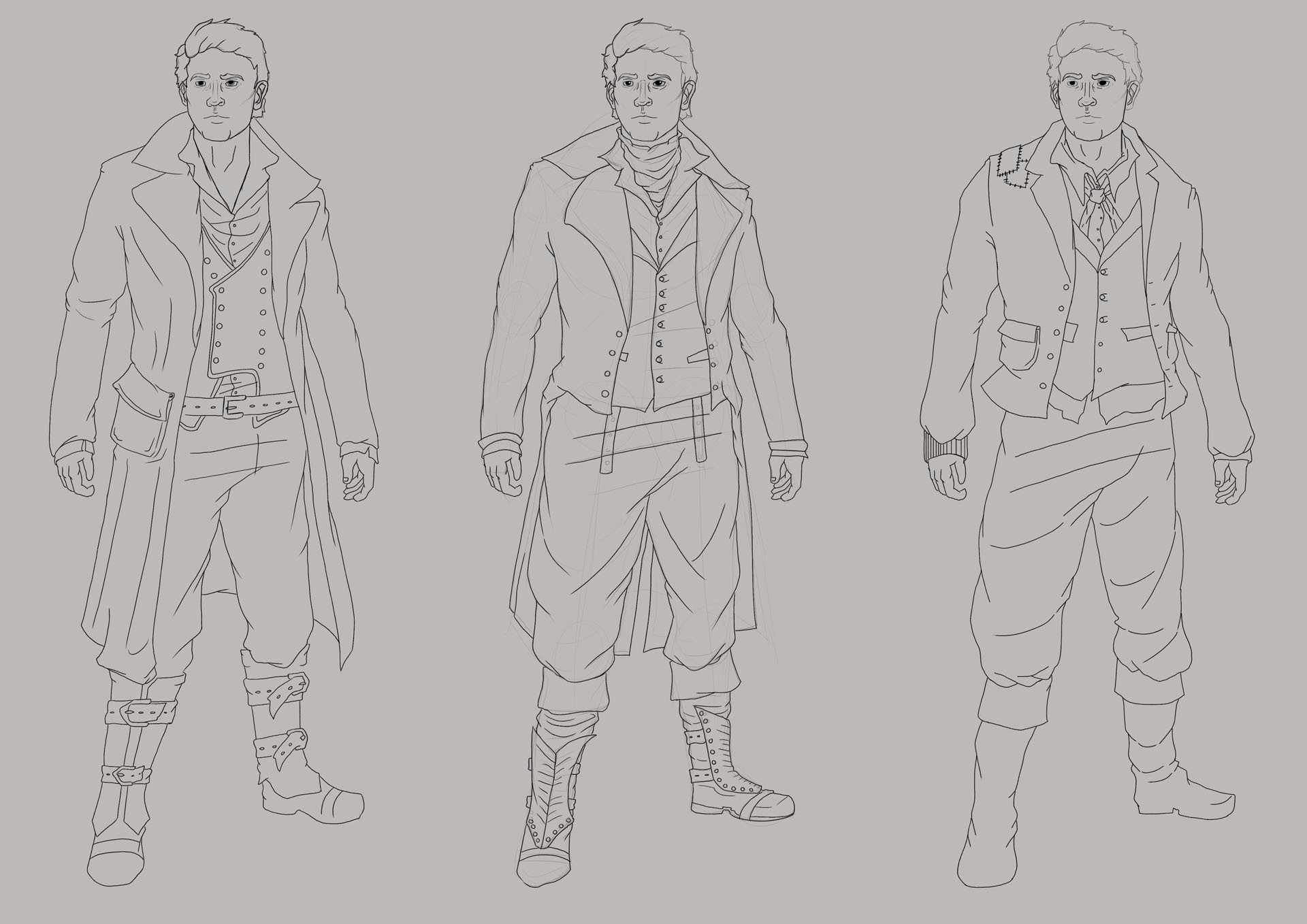 Victorian Gothic Character Exploration 20 Image