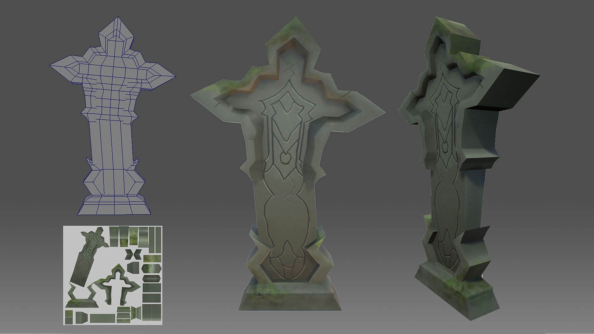 Tombstone Model Image