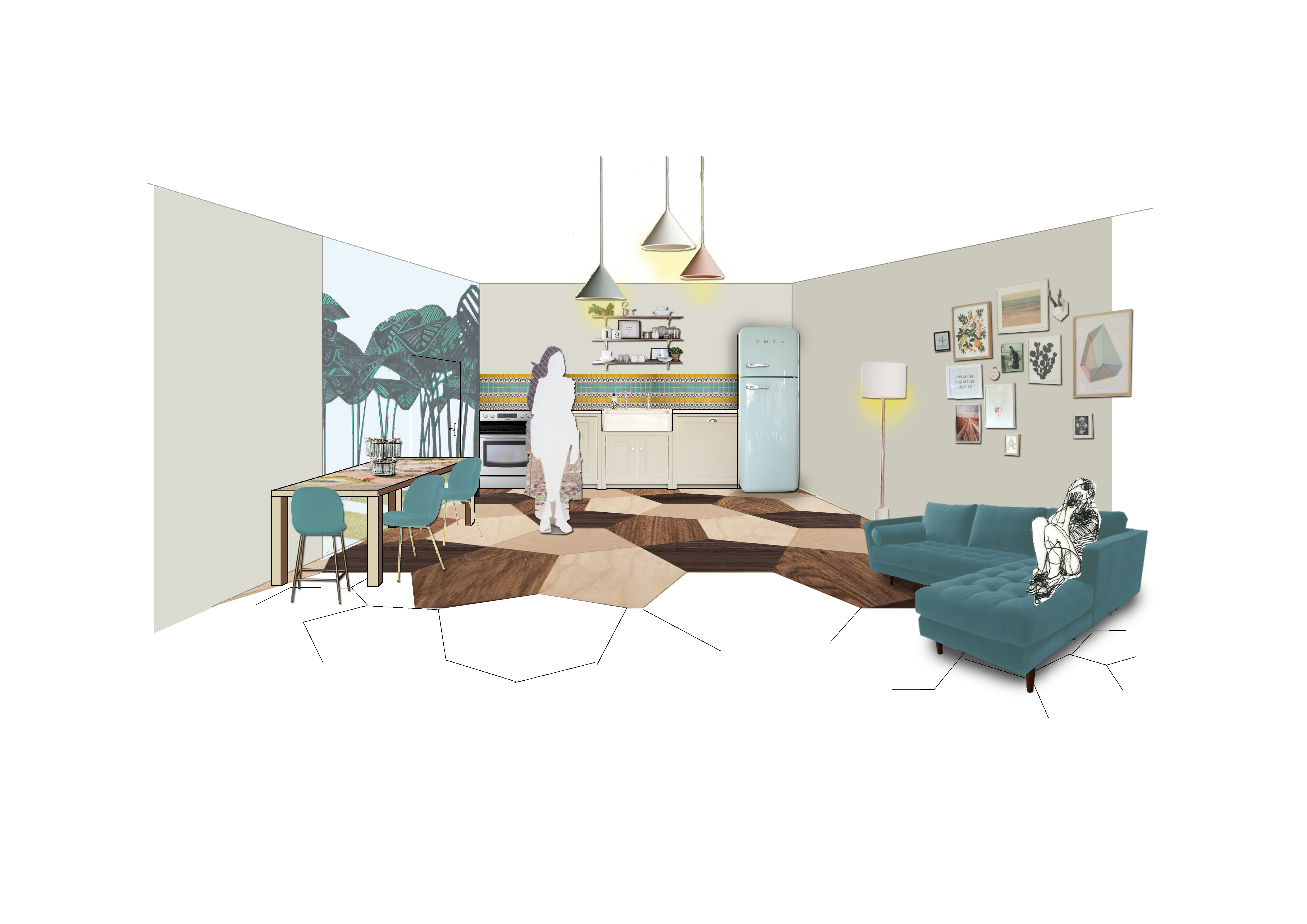 Honours Project / Apartment Visual Image
