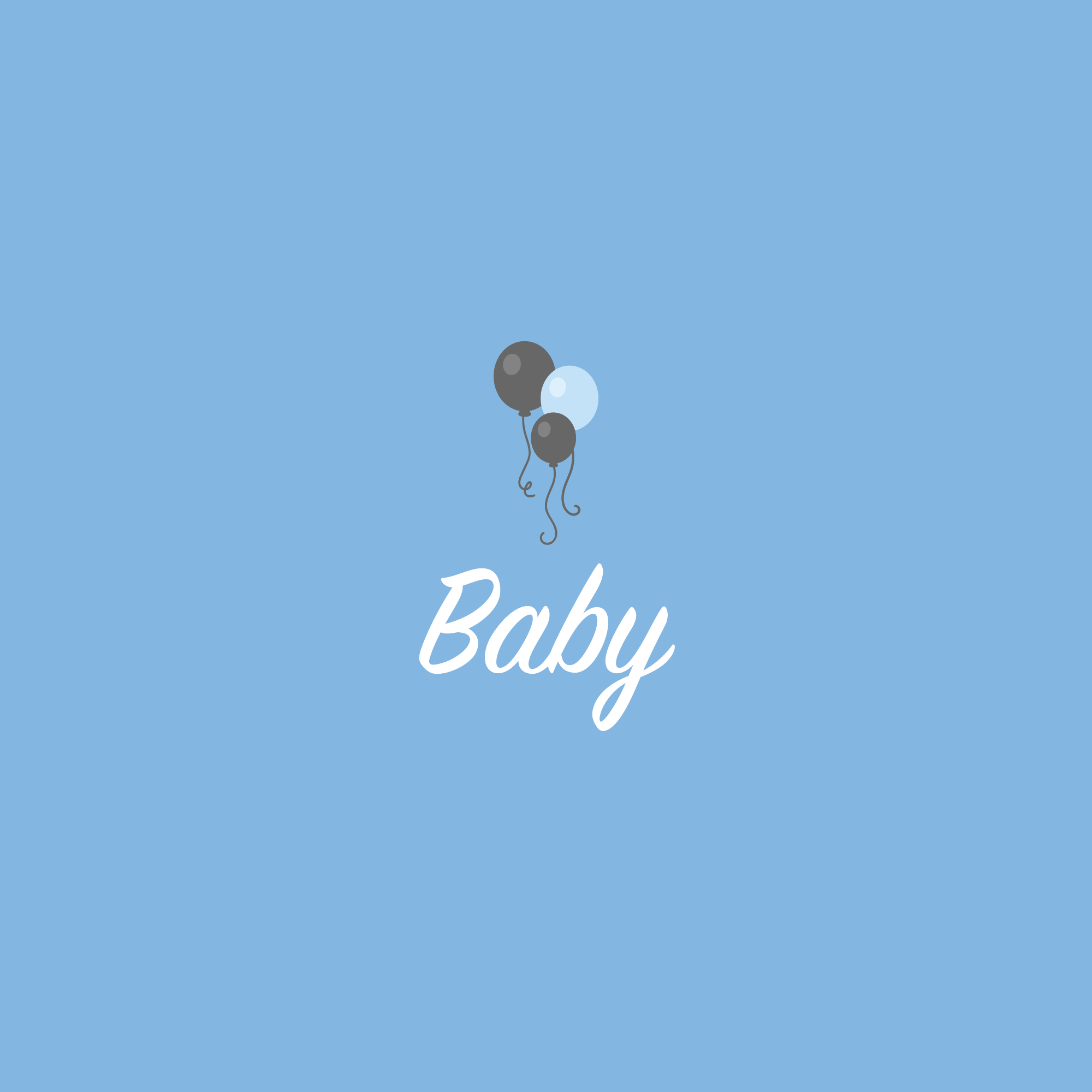 Instagram Story Cover - Baby Image