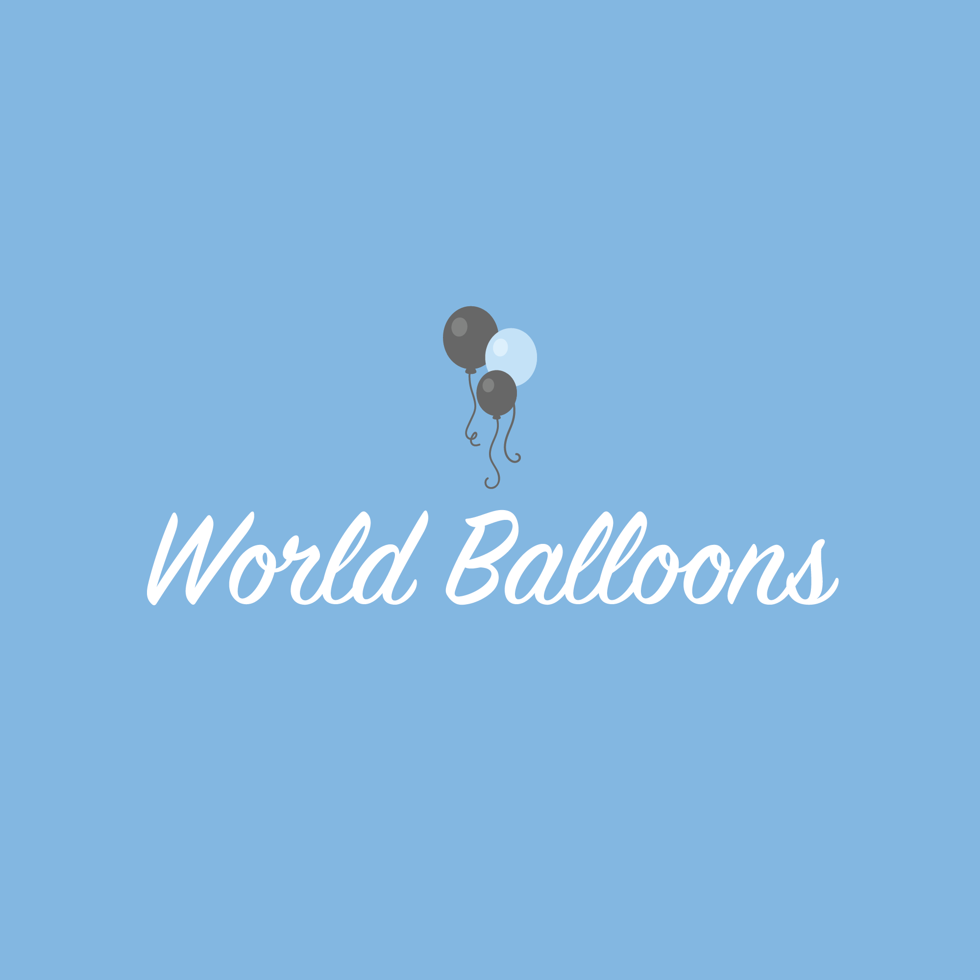 Instagram Story Cover - World Balloons Image