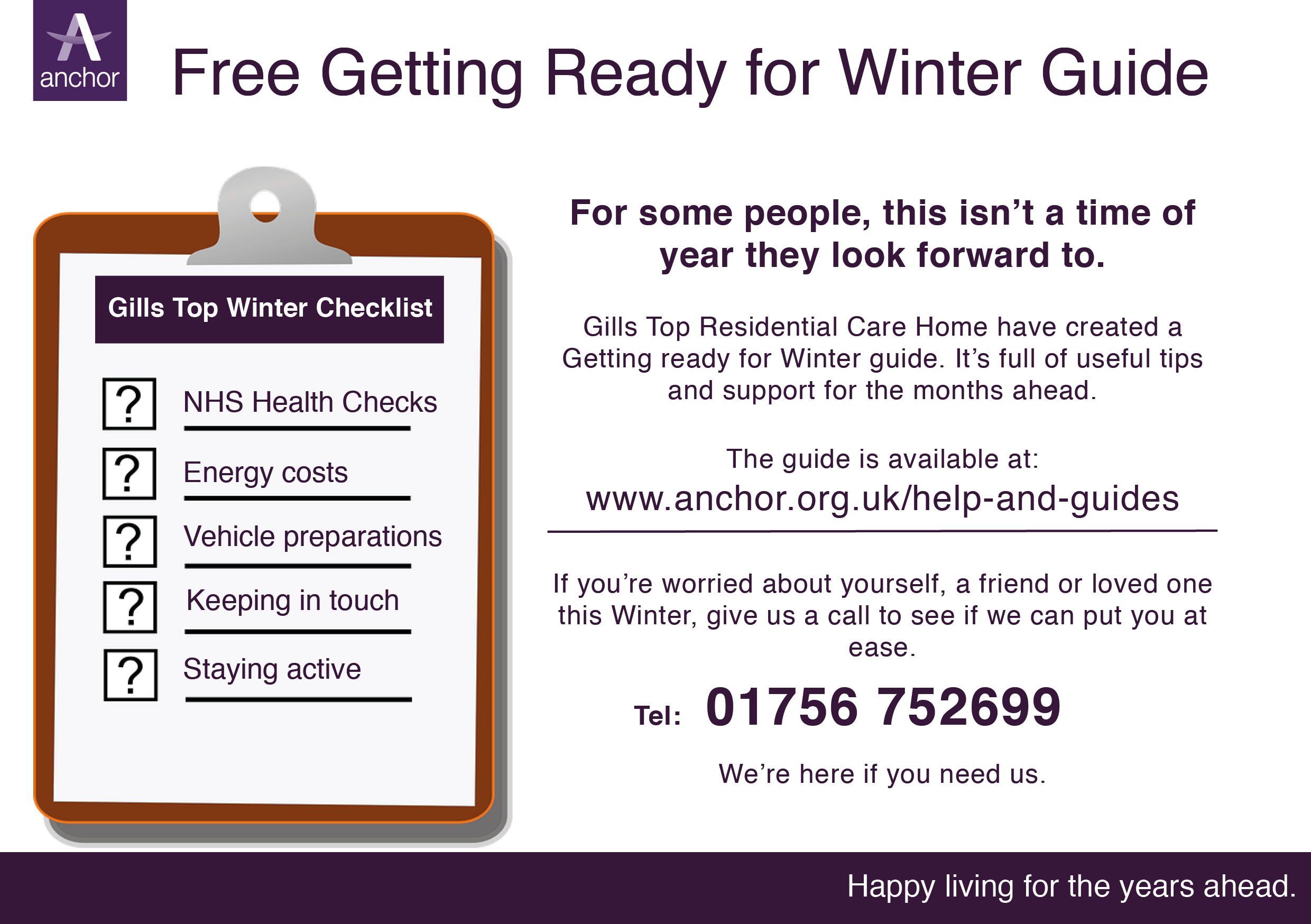 Design Work: Ready for Winter Guide Image